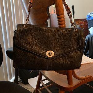 Black Coach small handbag
